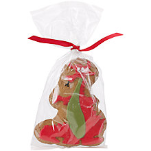 Buy Image on Food Welsh Dragon Gingerbread Biscuit, 65g Online at johnlewis.com