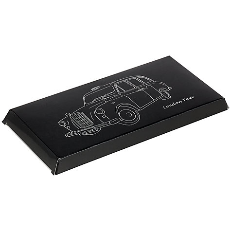 Buy Ambassadors of London Milk Chocolate London Cab Bar, 100g Online at johnlewis.com
