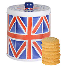 Buy Emma Bridgewater Truly Great Biscuit Barrel, 400g Online at johnlewis.com