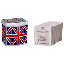 Buy Emma Bridgewater Truly Great Tea Caddy with Tea Bags, Pack of 15 Online at johnlewis.com