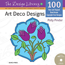 Buy The Design Library Art Deco Designs Book Online at johnlewis.com