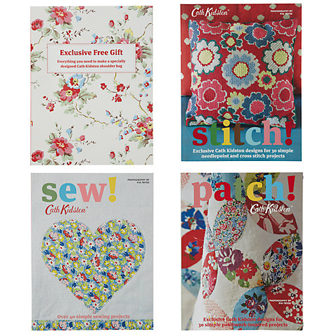 Buy Cath Kidston Paperback Book Collection Online at johnlewis.com