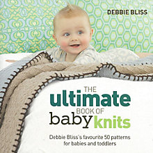 Buy The Ultimate Book of Baby Knits Online at johnlewis.com