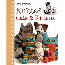 Buy Knitted Cats & Kittens Book Online at johnlewis.com