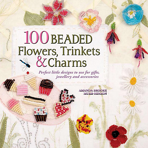 Buy 100 Beaded Flowers, Trinkets & Charms Online at johnlewis.com