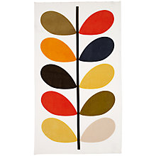Buy Orla Kiely Stem Beach Towel, Multi Online at johnlewis.com