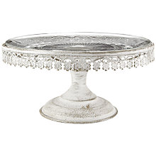 Buy John Lewis Vintage Style Glass Cake Stand Online at johnlewis.com