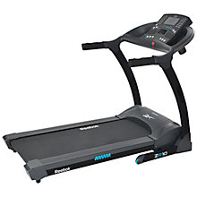 Buy Reebok ZR10 Treadmill Online at johnlewis.com