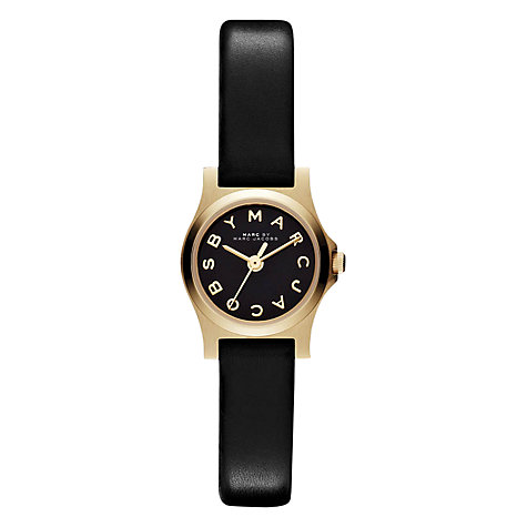 Buy Marc by Marc Jacobs Women's Dinky Henry Watch Online at johnlewis.com