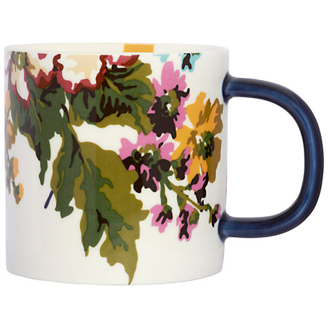Buy Joules Floral Mug Online at johnlewis.com