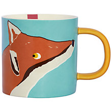 Buy Joules Fox Mug Online at johnlewis.com