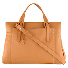 Buy Radley Barnsley Large Multiway Tote Handbag, Sand Online at johnlewis.com