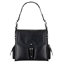 Buy Radley Holloway Large Flapover Shoulder Handbag Online at johnlewis.com