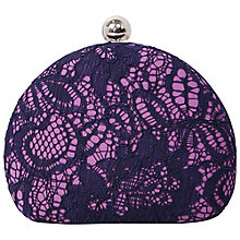 Buy Alexon Lace Box Clutch Handbag Online at johnlewis.com