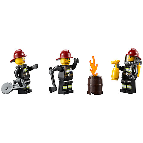Buy LEGO City Fire Emergency Online at johnlewis.com