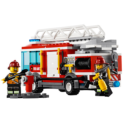 Buy LEGO City Fire Truck Online at johnlewis.com