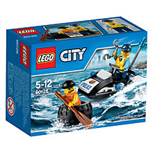 Buy LEGO City Tire Escape Online at johnlewis.com