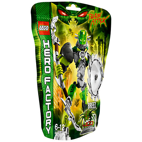 Buy LEGO Hero Factory, Breez Online at johnlewis.com