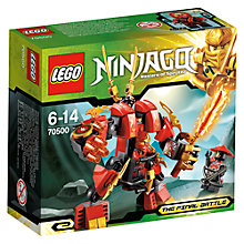 Buy Lego Ninjago Kai's Fire Mech Online at johnlewis.com