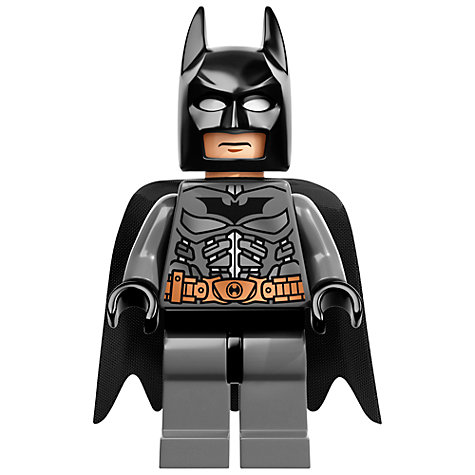 Buy LEGO Super Heroes: The Bat vs. Bane, Tumbler Chase Online at johnlewis.com