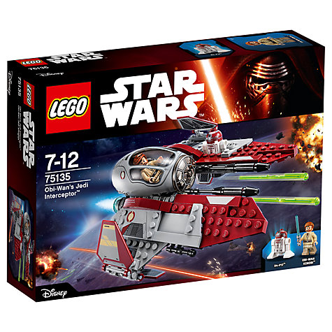 Buy LEGO Star Wars: Republic Assault Ship and Planet Coruscant Online at johnlewis.com