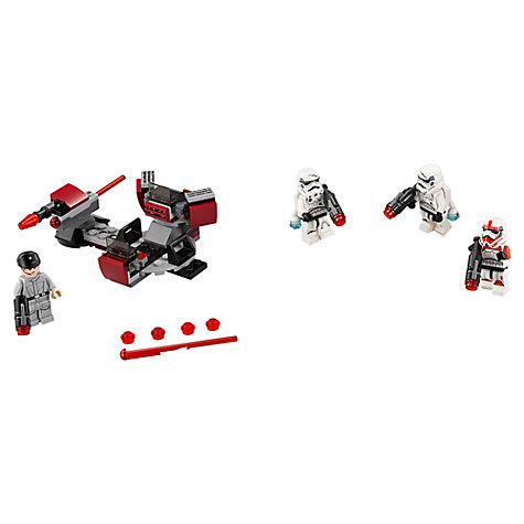 Buy LEGO Star Wars: TIE Bomber and Asteroid Field Online at johnlewis.com