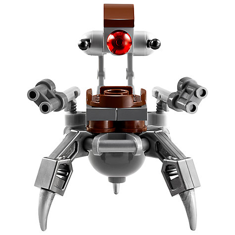 Buy LEGO Star Wars: Clone Troopers vs. Droidekas Online at johnlewis.com