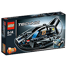 Buy LEGO Technic 2-in-1 Hovercraft Online at johnlewis.com
