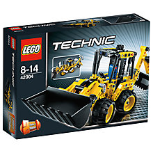 Buy Lego Technic 2-in-1 Mini Backhoe Loader Online at johnlewis.com