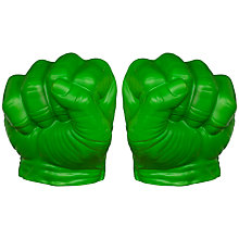 Buy The Avengers Hulk Gamma Green Smash Fists Online at johnlewis.com