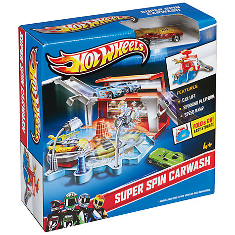 Buy Hot Wheels Ready to Playset, Assorted Online at johnlewis.com