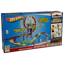 Buy Hot Wheels Wall Tracks Auto Motion Speedway Online at johnlewis.com