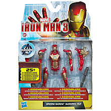 Buy Marvel Iron Man 3 Avengers Initiative Connectable Figure, Assorted Online at johnlewis.com