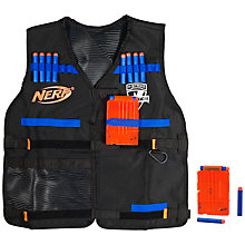 Buy Nerf Elite Tactical Vest Online at johnlewis.com