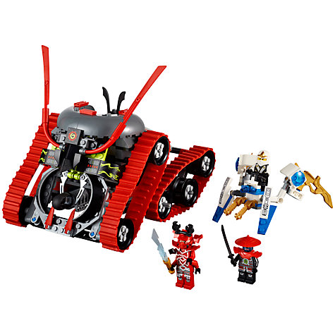 Buy LEGO Ninjago: Garmatron Online at johnlewis.com