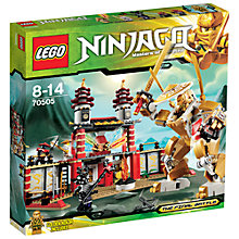 Buy Lego Ninjago: Temple Of Light Online at johnlewis.com