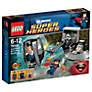 LEGO Super Heroes Superman Black Zero Escape Set
