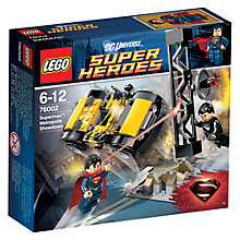 Buy Lego Super Heroes Superman Metropolis Showdown Set Online at johnlewis.com