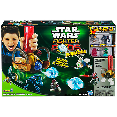 Star Wars Pod Launcher, Assorted