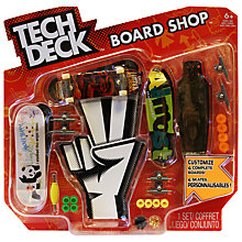 Buy Tech Deck Board Shop, Assorted Online at johnlewis.com