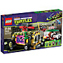 LEGO Teenage Mutant Ninja Turtles: The Shellraiser Street Chase