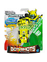 Transformers Bot Shots Battle Game Brawler Figure, Series 2, Assorted