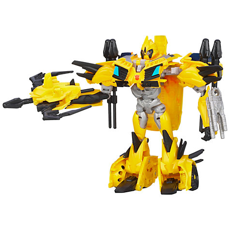 Buy Transformers Prime Beast Hunters Deluxe Figure, Assorted Online at johnlewis.com