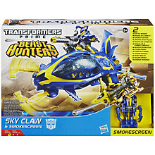 Buy Transformers Prime Beast Hunters Tracker Vehicle Online at johnlewis.com