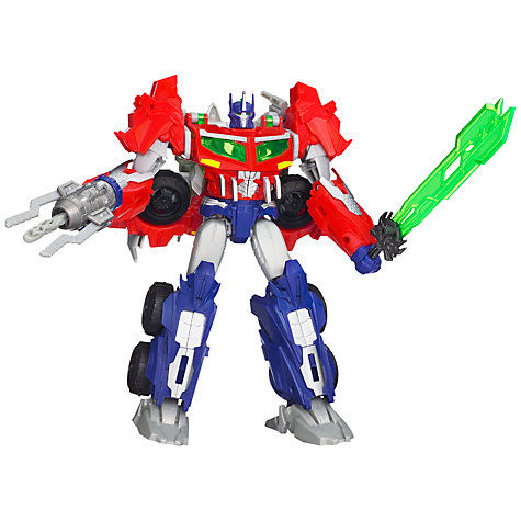 Buy Transformers Prime Beast HuntersVoyager Figure, Assorted Online at johnlewis.com