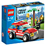 Buy LEGO City Fire Chief Car Online at johnlewis.com