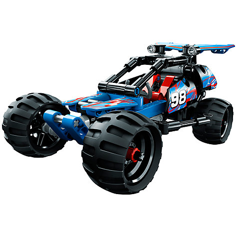 Buy LEGO Technic Off Road Racer Vehicle Online at johnlewis.com