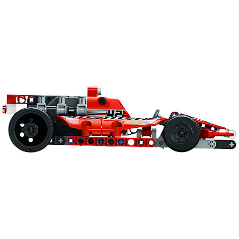 Buy LEGO Technic Race Car Online at johnlewis.com