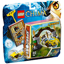 Buy LEGO Legends of Chima, Jungle Gates Online at johnlewis.com