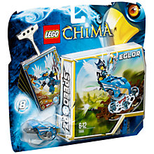 Buy LEGO Legends of Chima, Nest Dive Online at johnlewis.com